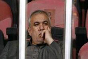 فتح الله زاده: شکست های بد در آسیا و حذف از جام حذفی در حد نام استقلال نبود