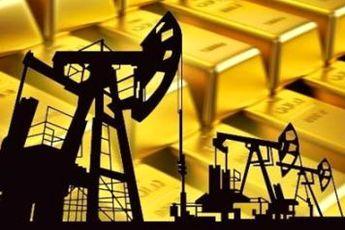 نفت گران و طلا ارزان شد