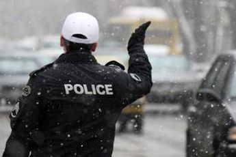 محورهای شمشک - دیزین و پونل - خلخال به دلیل بارش برف مسدود است