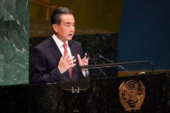 چین اجازه اخاذی هیچ کشوری را نمیدهد