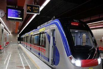 مسافران مترو ۳ برابر شدند