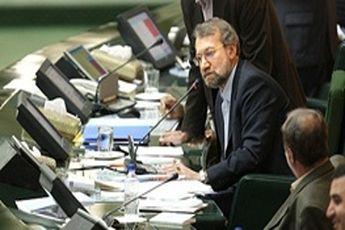 توصیههای رئیس مجلس به روحانی / کشورهای زورگو پروژه آشفته سازی منطقه را کلید زدند