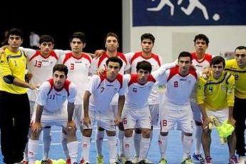 تیم ملی فوتسال اسپانیا برای بازی دوستانه به ایران می آید