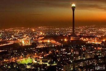 انفجار از جمعیت در انتظار تهران