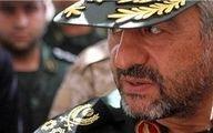 سرلشکر جعفری: سپاه پاسداران از مقوله درآمدزایی دوری میکند