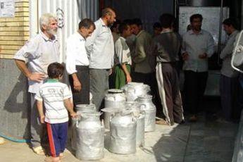 ۱۵۰ میلیارد تومان از یارانه پارسال شیر هنوز پرداخت نشده است