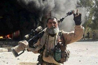 هدف حمله رژیم صهیونیستی حمایت از داعش است