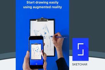 با SketchAR به یک نقاش حرفه ای تبدیل شوید / دانلود