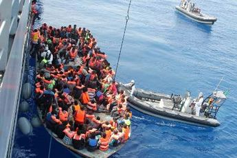 عدد قابل توجه قاچاق مهاجر در سال 2016