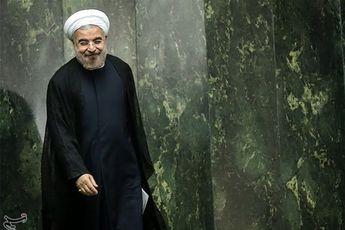 """""""روحانی"""" فردا به مجلس میرود"""