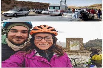 قتل زوج دوچرخهسوار توسط داعش در تاجیکستان