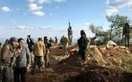 تروریستها سلاح های سنگین خود را در ادلب پنهان کرده اند