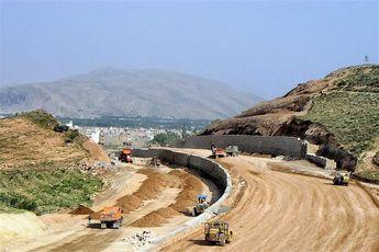 لرستان|پروژه آزاد راه محدوده خرمآباد- بروجرد به بهره برداری میرسد