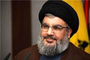 دیدار هیئت پارلمانی ایران و سید حسن نصرالله