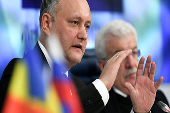 رئیس جمهوری مولداوی: تا من باشم اجازه ایجاد پایگاه ناتو در کشور را نمیدهم