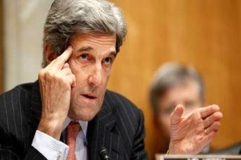 کری: تهران باید بیانیه ژنو ۱ را بپذیرد