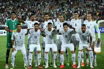 ایران مقتدرانه چین را برد / یک برد دیگر تا جام جهانی روسیه