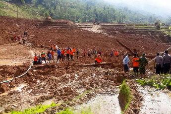رانش زمین و سیل دست کم 7  کشته در ویتنام به جا گذاشت