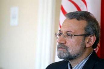 فرود هواپیمای رئیس مجلس در زنجان اضطراری نبود