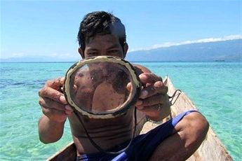 تغییر ژنتیکی که مردان را به ماهی تبدیل کرد!