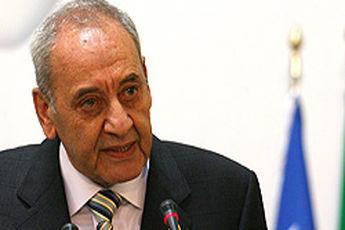 رئیس مجلس لبنان به تهران سفر میکند