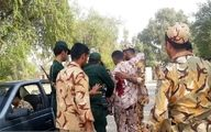حمله تروریستی با پوشش نظامی به نیروهای مسلح