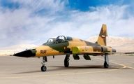 نیروی هوایی ارتش جنگنده کوثر را تحویل می گیرد