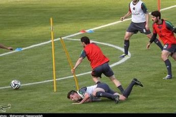 دومین اردوی تیم فوتبال امید ایران از فردا آغاز می شود