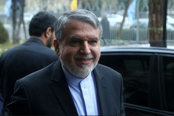 دیدار صالحی امیری با وزیر امور دینی تونس