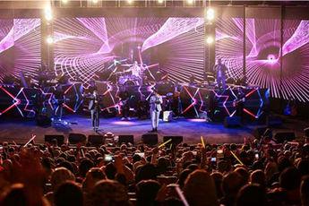 برگزاری کنسرت های  لس آنجلسی در کشوهای همسایه