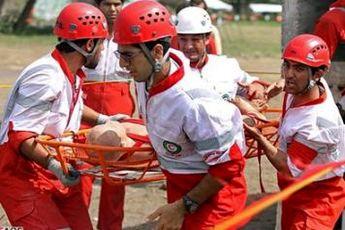 کاهش ۱۵درصدی مصدومان نوروزی کشور و نجات ۱۱۰۰ نفر در یک هفته
