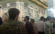 کارگردان «لکه» در دمشق
