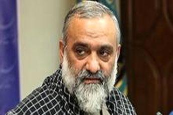 سردار نقدی از طرح های اقتصاد مقاومتی پادگان شهید فرجوانی خوزستان بازدید کرد