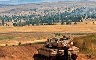 تیراندازی اسرائیل در جولان