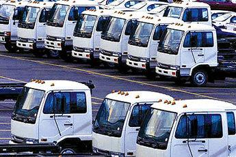 """تعرفه واردات """" خودروهای تجاری """" افزایش یافت"""