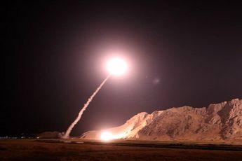 حملات موشکی سپاه در پی انتقام حمله تروریستی اهواز