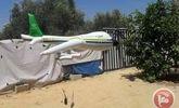 نوع جدید بالنهای آتشزای غزه (+عکس)