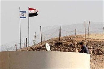 احداثدیوار آبی در مرز مصر با فلسطین اشغالی
