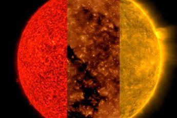 کشف انرژی ناشناخته مسئول درجه حرارت تاج خورشیدی