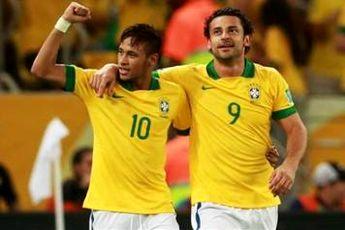 فهرست نهایی تیم ملی برزیل در جام جهانی ۲۰۱۴ اعلام شد