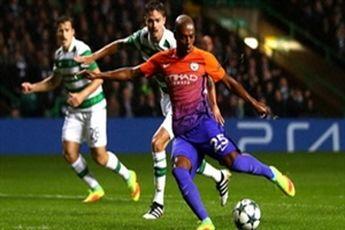 توقف منچستر سیتی در لیگ قهرمانان اروپا