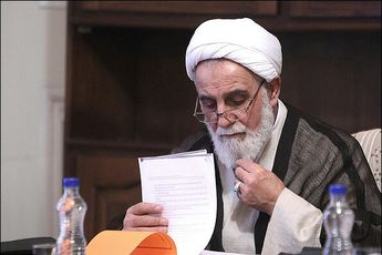 خبر ها حاکی از ریاست ناطق نوری بر مجمع تشخیص مصلحت نظام است