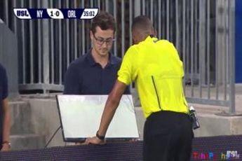 ویدیو چک در فوتبال