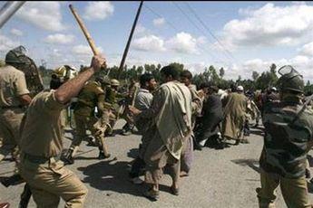 5 کشته نتیجه حمله مجدد نظامیان هندی به مردم مظلوم کشمیر اشغالی