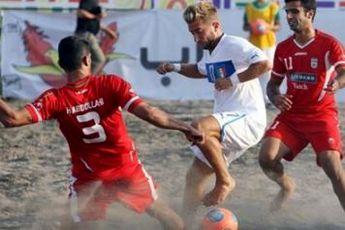 نشست فدراسیونی ها و اوکتاویو با باشگاه های فوتبال ساحلی برگزار می شود