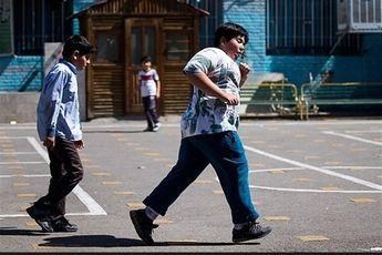 22 درصد دانشآموزان در قزوین چاق هستند