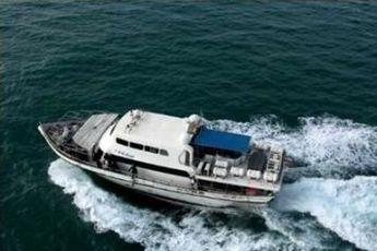 ۴ میلیون تردد مسافران دریایی از طریق بنادر ده گانه هرمزگان انجام شد