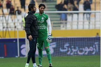 تمام تلاش سید حسین حسینی برای در دید بودن