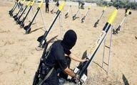 شلیک بیش از ۴۰۰ موشک به مواضع صهیونیستها از روز گذشته تاکنون