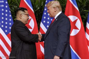 رهبر کره شمالی برای ترامپ پیغام فرستاد